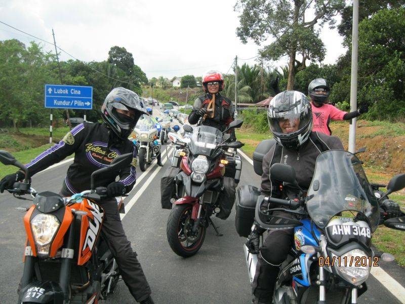 Women Who Ride: Women riders in Malaysia