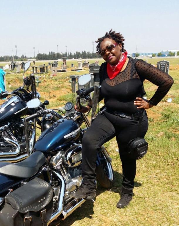 Lydia Batho-Batho Mahlangu of South Africa