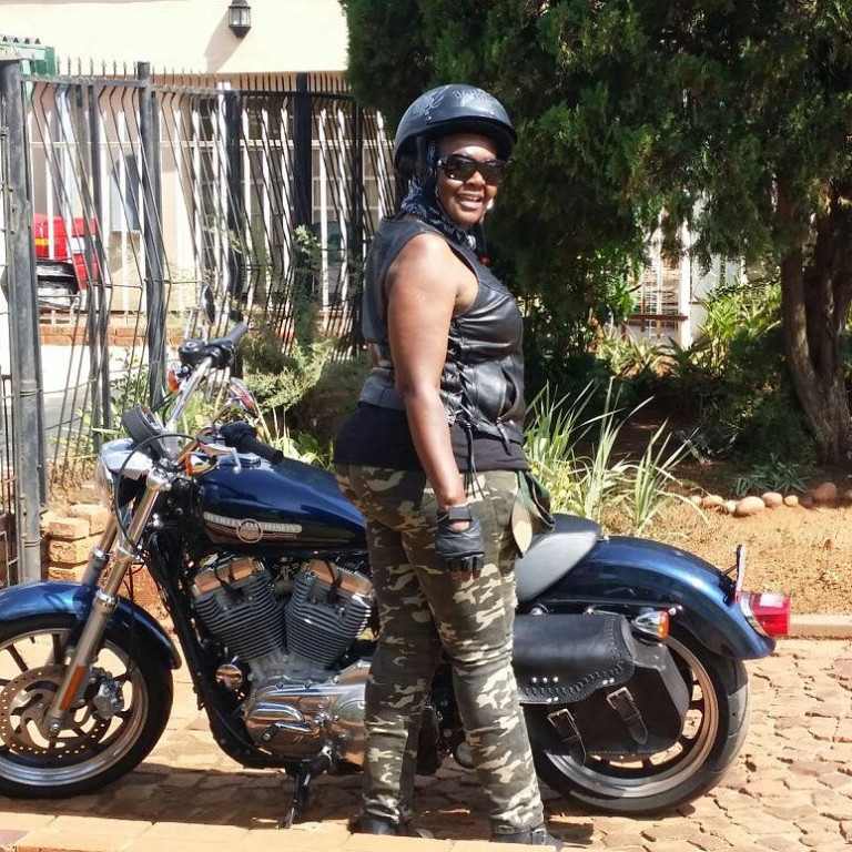Women Who Ride: Batho-Batho visits her grandmother at the township she grew up in