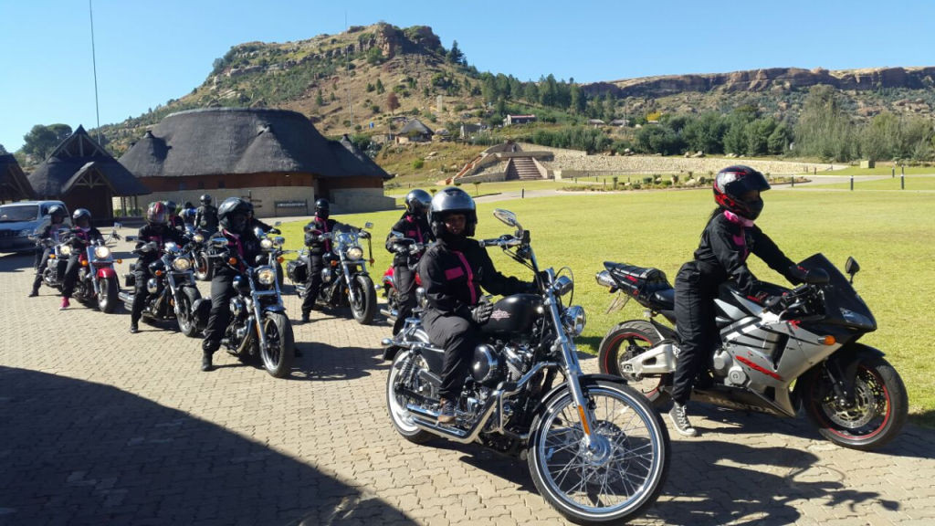 Women Who Ride: At the mountain kingdom of Lesotho