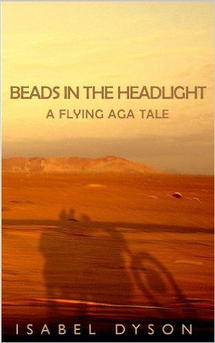 Books About Motorcycling: Beads In The Headlights by Isabel Dyson