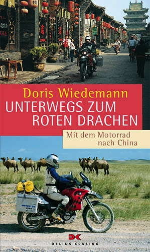 Books About Motorcycling: Doris Wiederman Book About Riding Across China