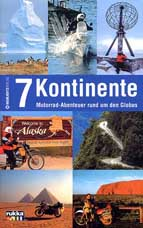 Books About Motorcycling: Doris Wiederman Seven Continents