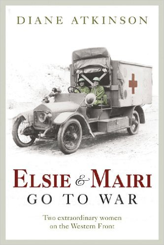 Elsie And Marie Go To War