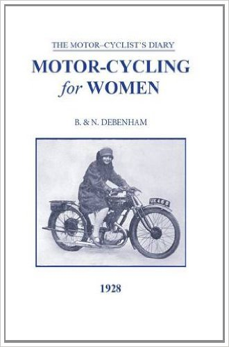 Books_Motor-Cycling For Women