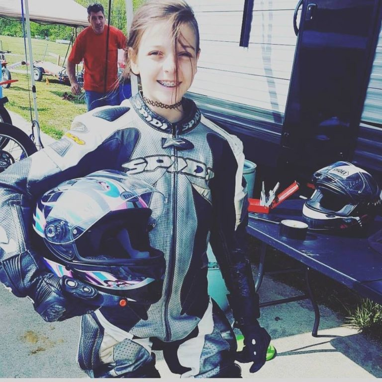 Girls Who Ride: Motard racer Delaney Ritchie