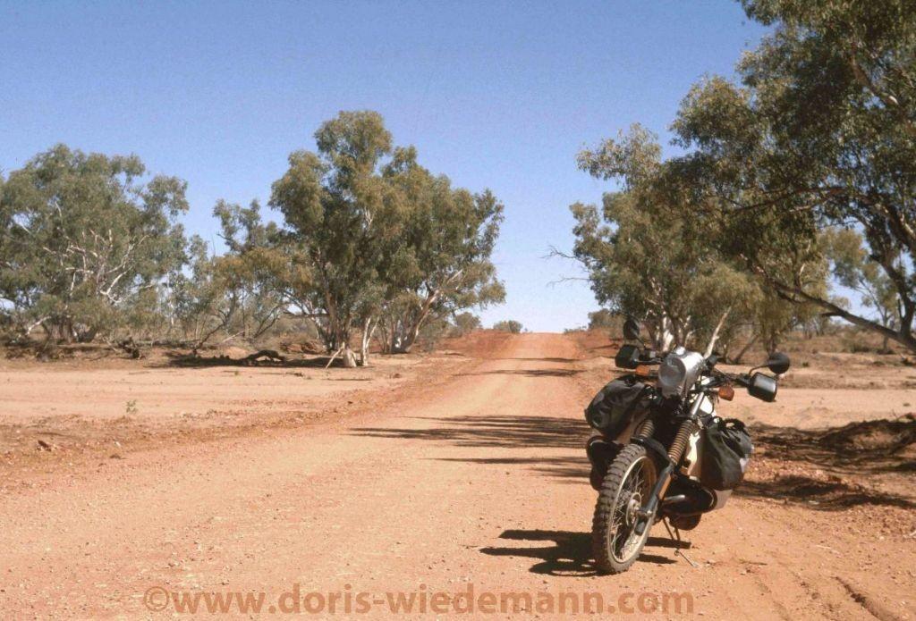 Crossing Australia