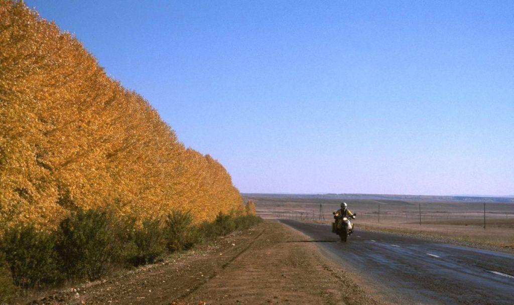 Women Who Ride: Doris Wiedemann rides across Russia