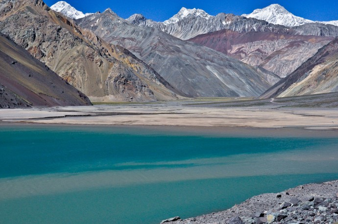 Foto 15. Embalse del Yeso - Chile