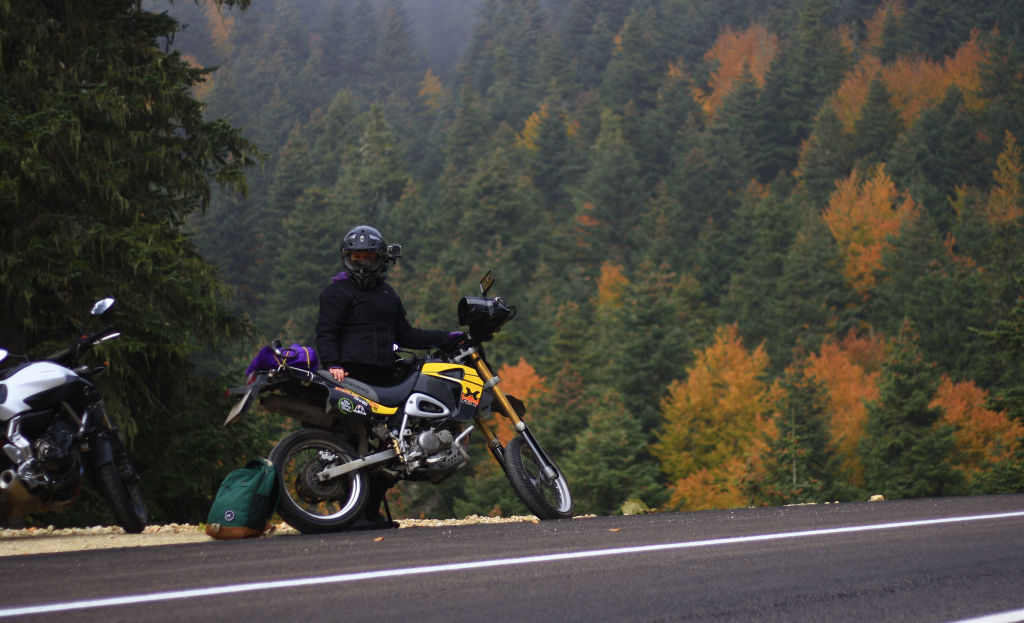 Women Who Ride: Gizem Özcan motorcycling in Turkey