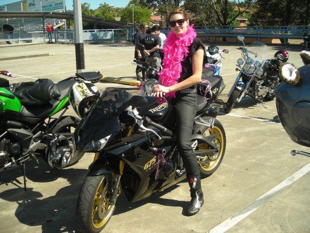Kinga_pink ribbon ride 2