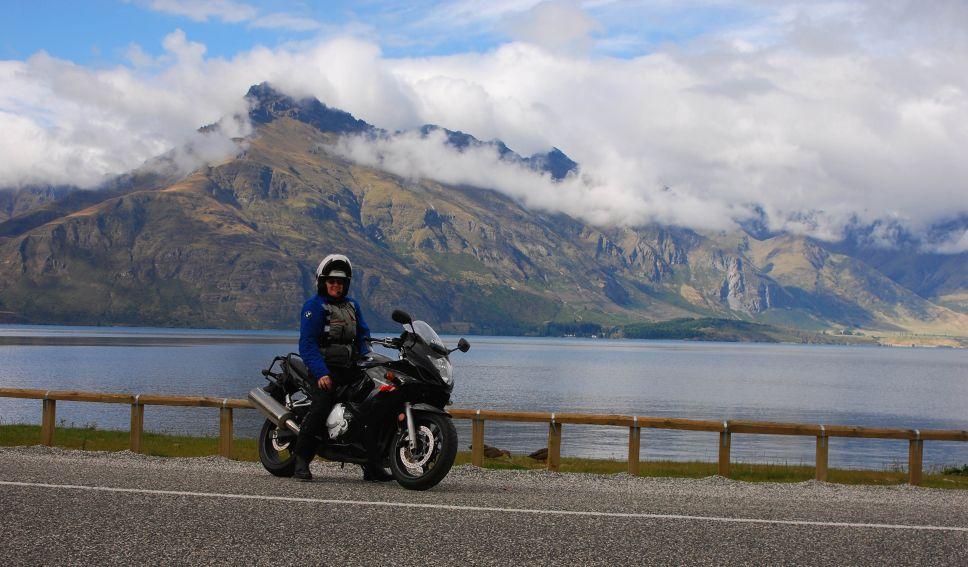Women Who Ride: Lilian Hobbs in New Zealand