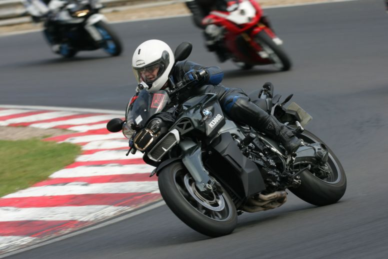 Women Who Ride: Lilian Hobbs ride at Brands Hatch