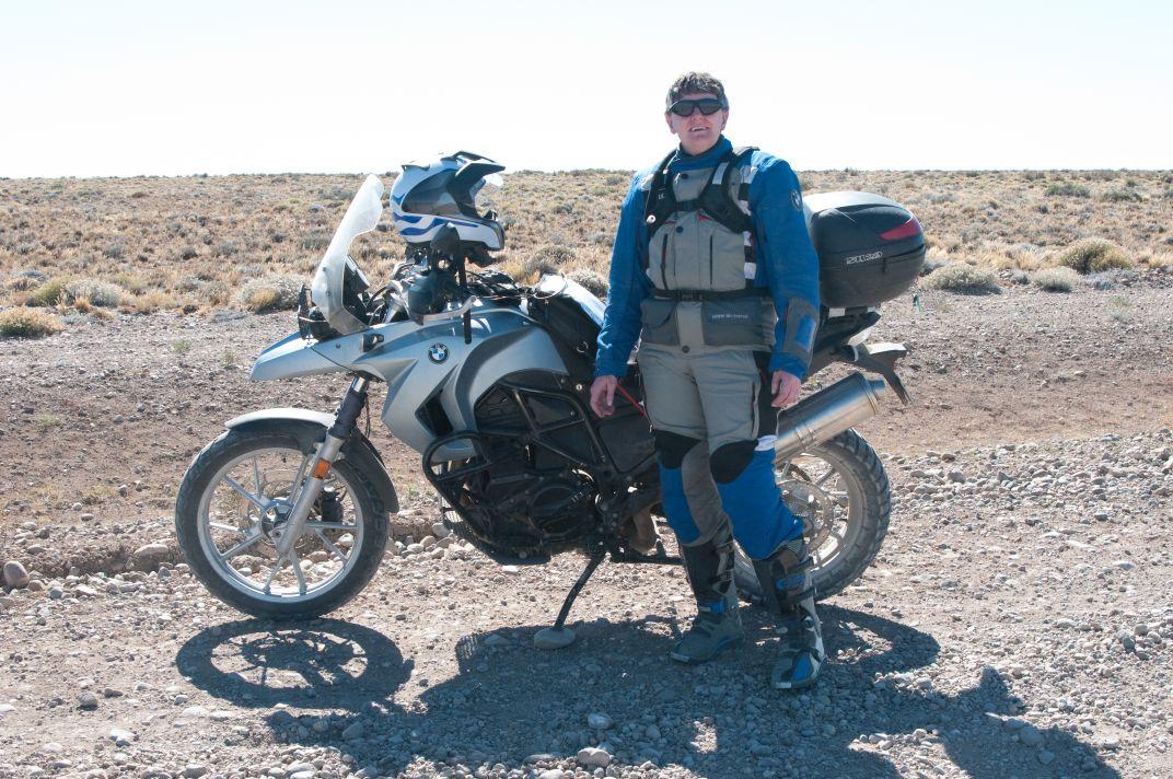 Women Who Ride: British Motorcyclist Lilian Hobbs on Ruta 40