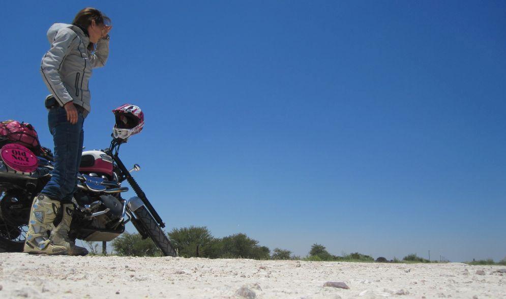 Women Who Ride: Skinny Van Schalwyck in search of Geluk