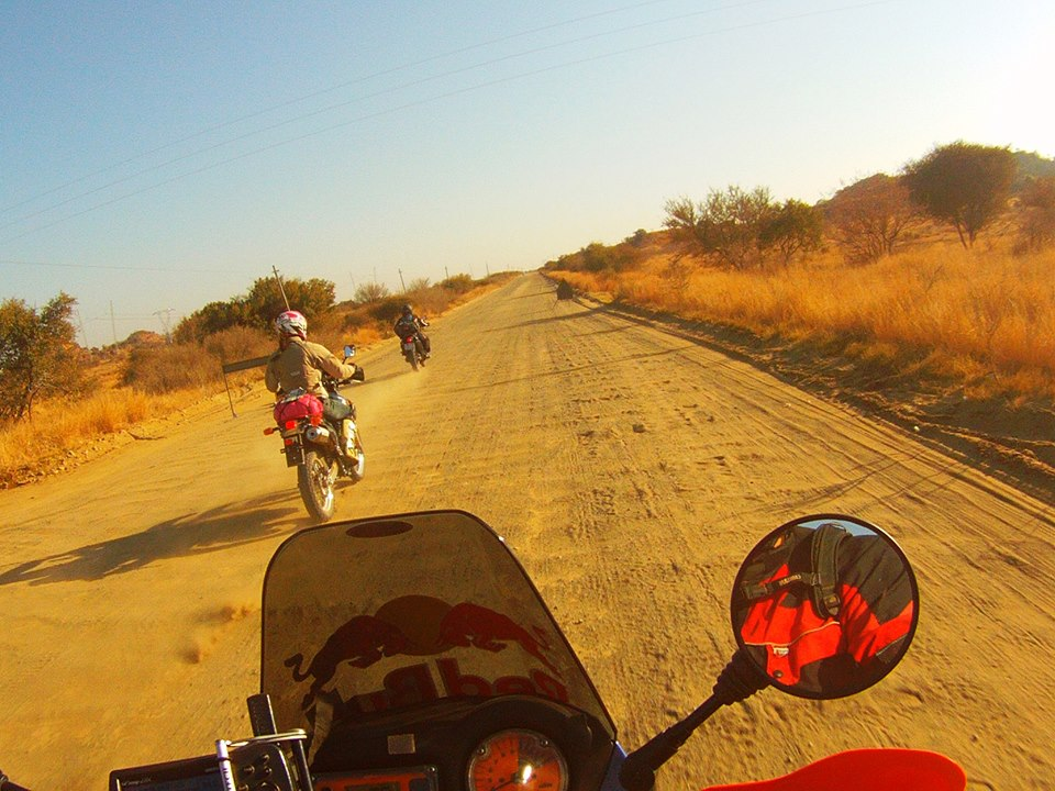 Women Who Ride: Riding off-road in South Africa