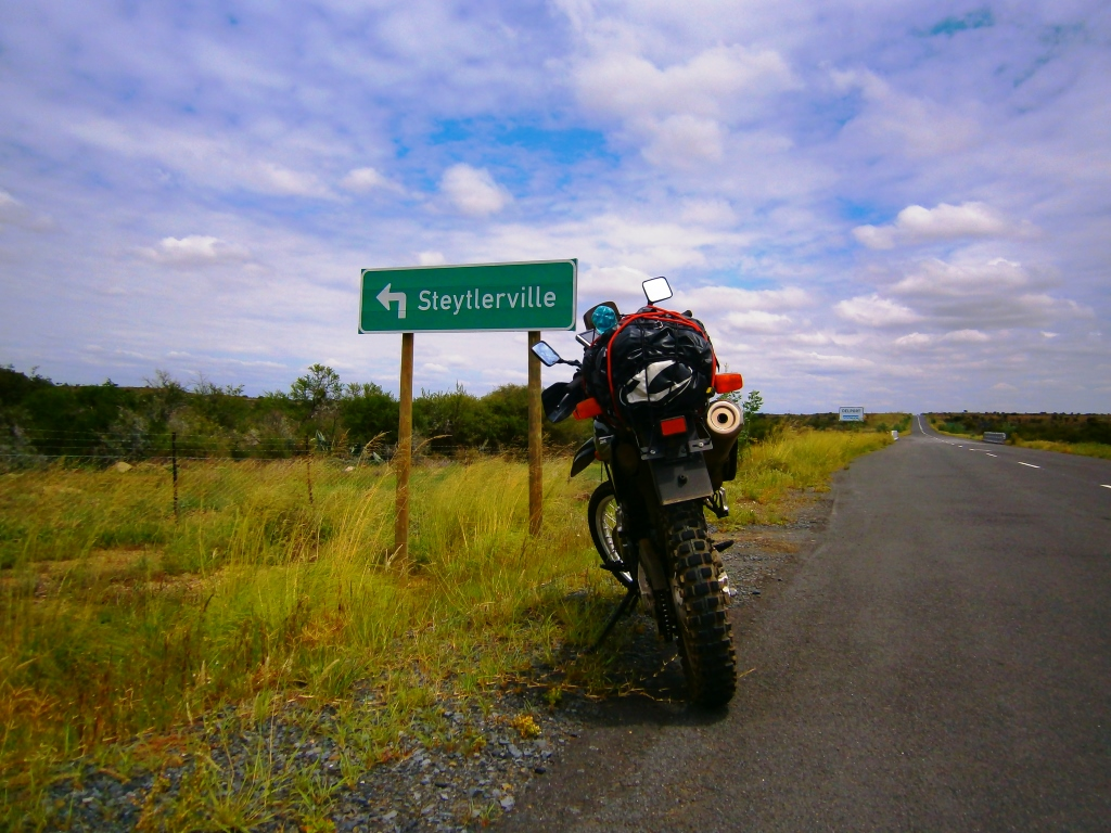 Women Who Ride: Somewhere in South Africa