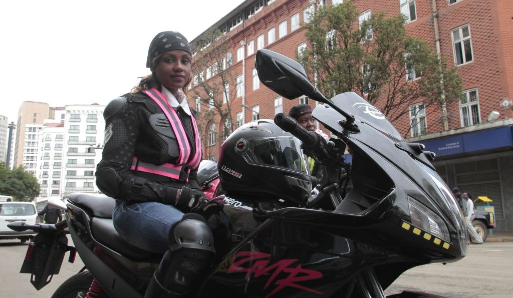 Tayiani Semple on her Hero Karizma