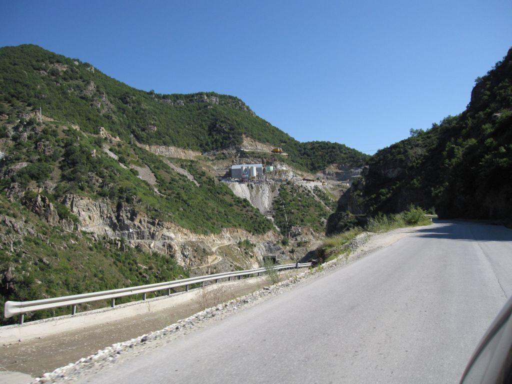 Violeta_Road in Rodopy Mountain