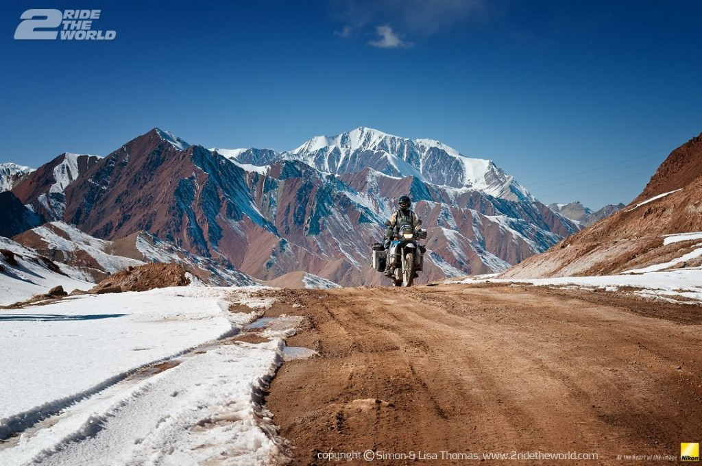 Women Who Ride: Lisa Thomas rides the Silk Route