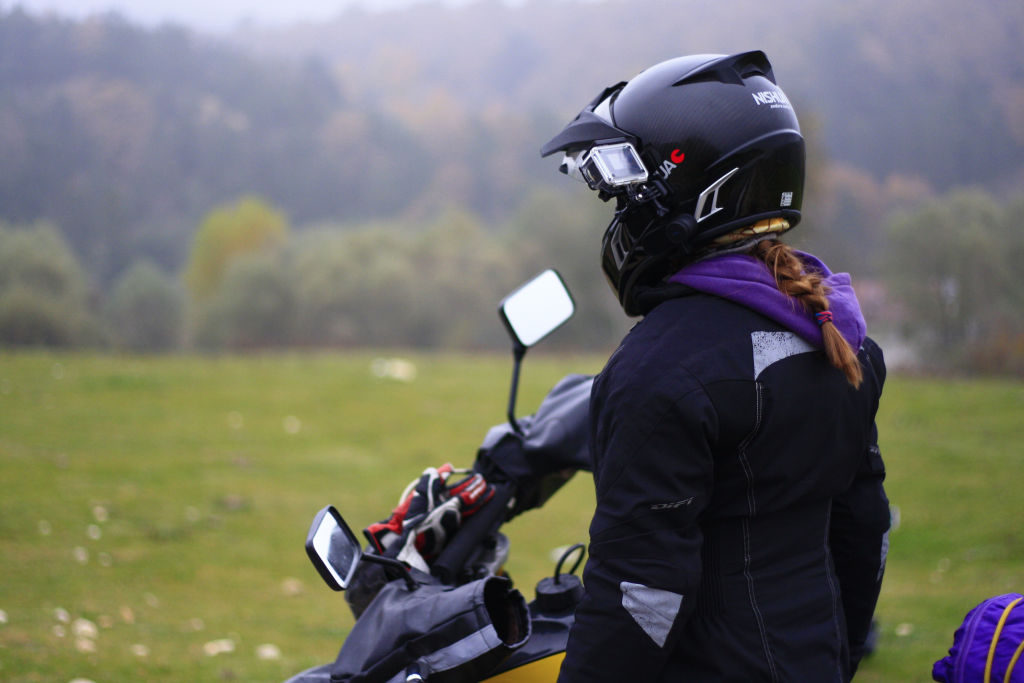 Women Who Ride: Motorcycling and Nature