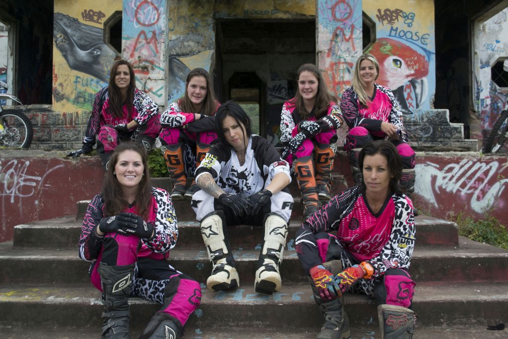 Motorcycling Group ShredBettys - Global Women Who Ride